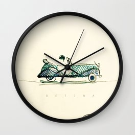 B E T I N A Wall Clock
