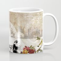 jazz Mugs featuring Jazz  by Design4u Studio