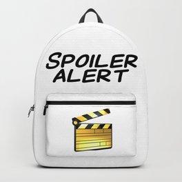 Spoiler Alert! Backpack