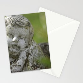 Angel with wings Stationery Cards