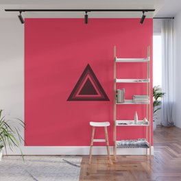 Hand drawn letter A (part 3) Wall Mural