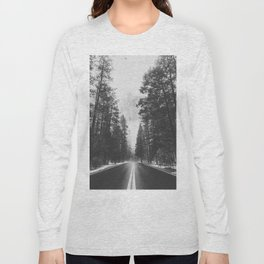 ROAD TRIP IV / Yosemite, California Long Sleeve T-shirt