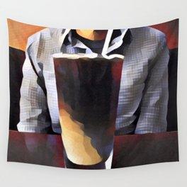 Requiem for Caffeine Wall Tapestry