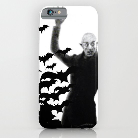Nosferatu - the real bat iPhone & iPod Case