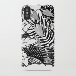 Fronds + Foliage iPhone Case