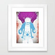 All Hope is Gone Framed Art Print