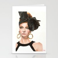 moschino Stationery Cards featuring Moschino Fall 2012 by Kafie Martin