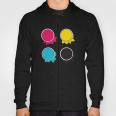 Spilled Ink Hoody