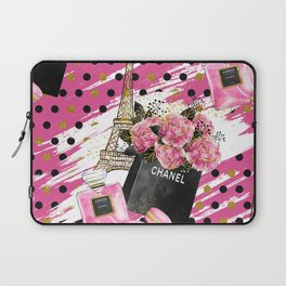 Fashion Paris #1 Laptop Sleeve