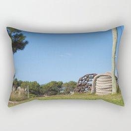 Punta del Diablo Rectangular Pillow