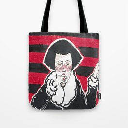 The french poet  Tote Bag