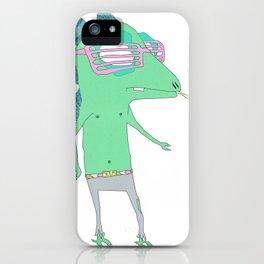 Sensasaur iPhone Case