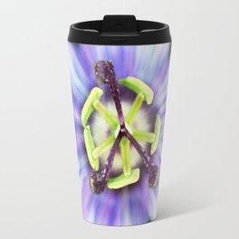 Peace Flower Travel Mug