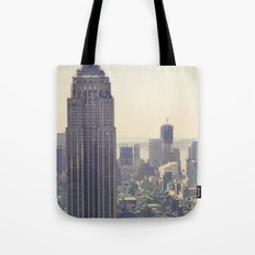 NYC   Empire State Building Tote Bag
