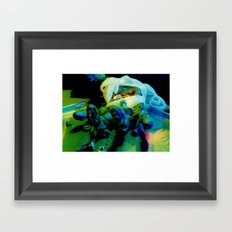The Nuts and Bolts of the Situation Framed Art Print