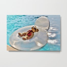 This is the life... Metal Print