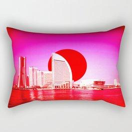 Modern Japan - Yokohama Rectangular Pillow