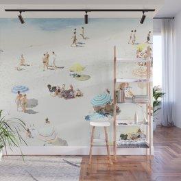 beach XXI Wall Mural
