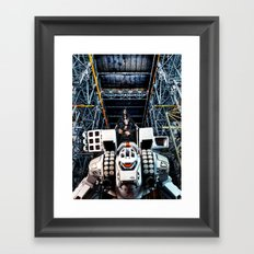 Robotech Framed Art Print