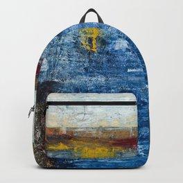 Homage to a ruler - Ocean Backpack