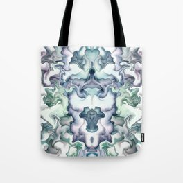 Abstract graphic mirror 9 Tote Bag
