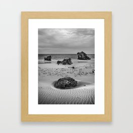 """Levante wind"" Framed Art Print"