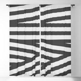Stripes Blackout Curtain
