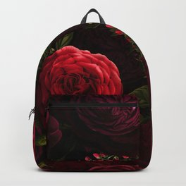 Vintage & Shabby Chic - Vintage & Shabby Chic - Mystical Night Roses Backpack
