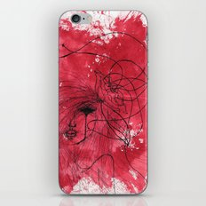 The Mean Reds iPhone & iPod Skin