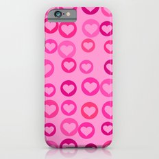 Love Hearts Slim Case iPhone 6s