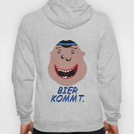 Bier kommt. Hoody