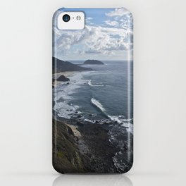 Coastal Cliff iPhone Case