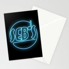 Seb's Stationery Cards