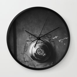 combination Wall Clock