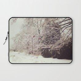 Ice Storm Laptop Sleeve