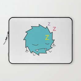 Cute Little Monster - Sleepyhead Laptop Sleeve