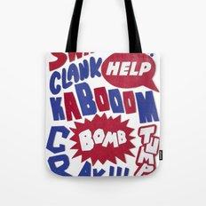 Superpop Tote Bag