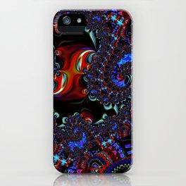 WarpRift A iPhone Case