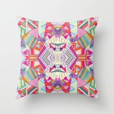 CARROUSEL Throw Pillow