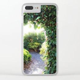 Mediterranean Clear iPhone Case