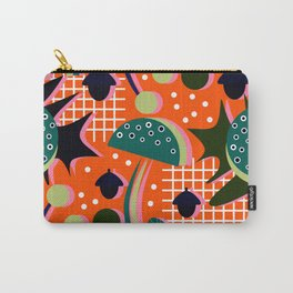 When autumn turns to winter Carry-All Pouch
