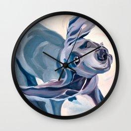 Great Dane Dog Shake Wall Clock
