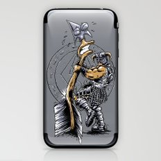 Take a knee to the Arrow ... iPhone & iPod Skin