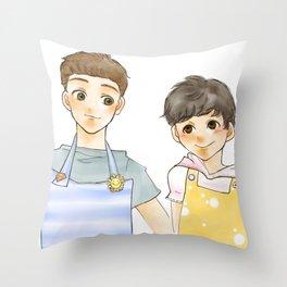 House Chores   Throw Pillow