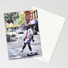 L.E.S. Kick Push Stationery Cards