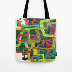 Where is my coffee? Tote Bag
