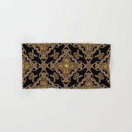 Beaded Baroque Hand & Bath Towel