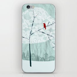 Lace Trees iPhone Skin