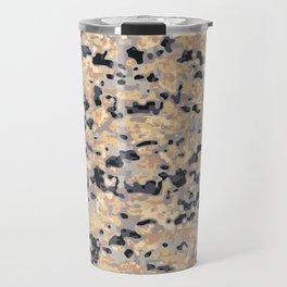 Post Combat Debris Camo Travel Mug