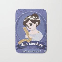 Women in science | Ada Lovelace, mathematician Bath Mat